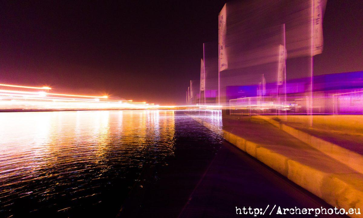 7 - Port of València, night, 2012