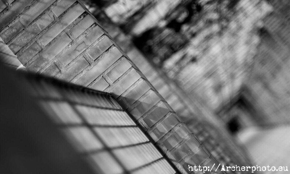 Fotografía en València - Archerphoto Bricks and steel
